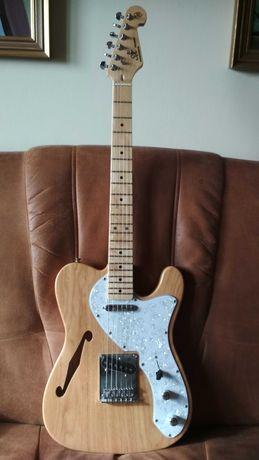 telecaster SX + Fender Texas Custom Special - jak nowy