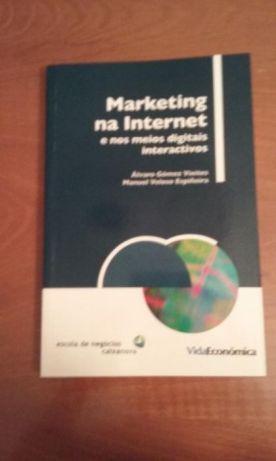Marketing na Internet portes incluídos