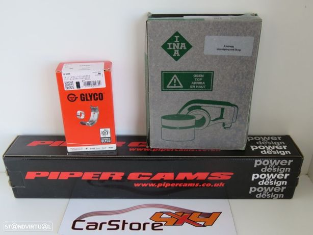 Kit Cam, Touches E Bronzes Motores PD