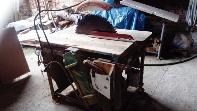 Maszyny stolarskie Piła tarczowa frezarka betoniarka