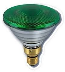 Lampa soluks solux sollux zielony zielona 100W trawienie nadcisnienie
