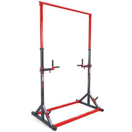 Drążek do podciągania stacjonarny + poręcz do 300 kg KSSL060/DIP