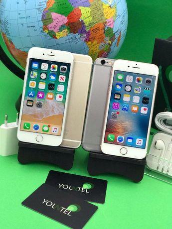 Apple iPhone 6/6s 16/32/64/128Gb (БУ/Айфон/гарантія/sale/скидки)