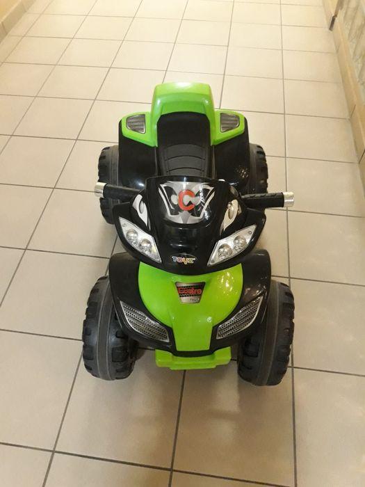quad dla dzieci na akumulator Luboń - image 1