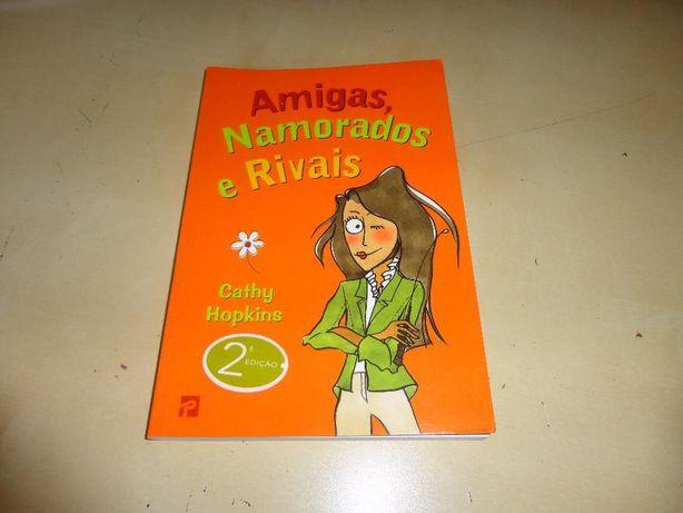 Livro juvenil - Clube das Amigas