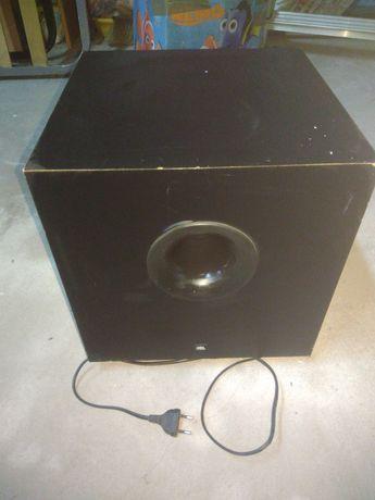 Sistema de som JBL sub125