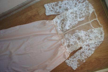 koronkowa Sukienka 38 M 36 S Couture na wesele