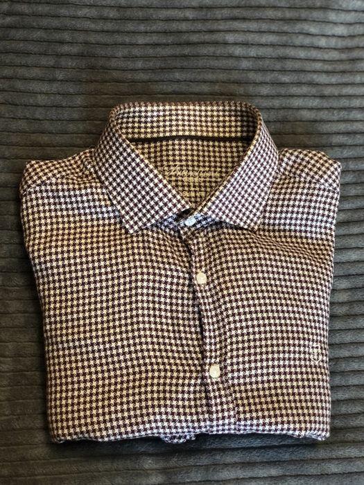 Мужские рубашки L Киев - изображение 1