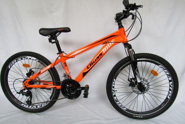 Crossride Skyline R24 горный подростковый велосипед