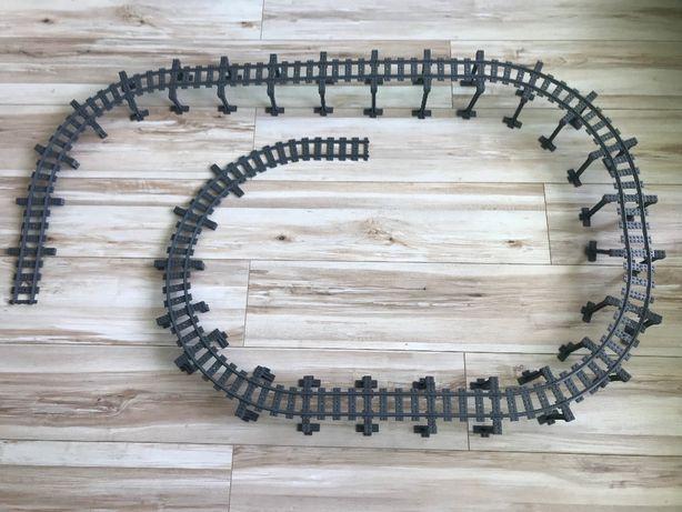 Tory do LEGO - Komplet najazdów i most z podporami
