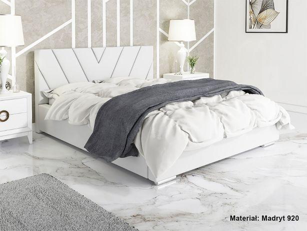 Łóżko tapicerowane LUX14 90x200 Stelaż + pojemnik dostawa gratis!