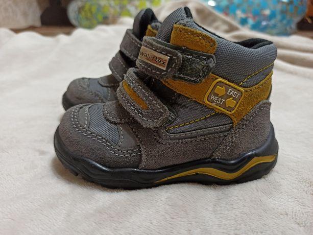 Термо ботинки Twisty осенние