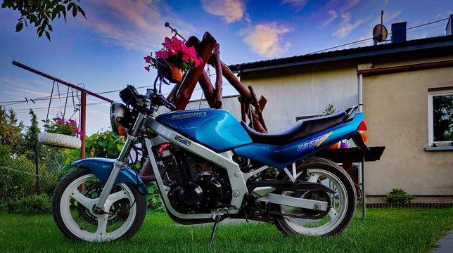 Suzuki gs500 nowy akumulator kat A2
