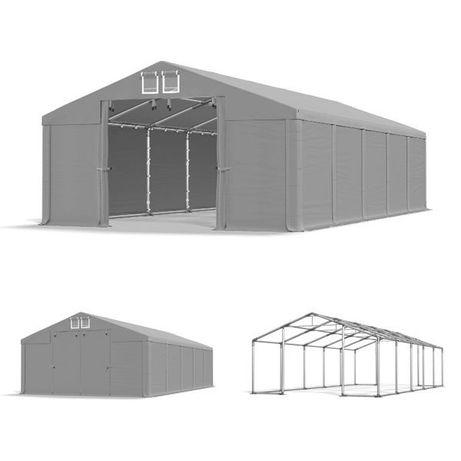 5x10x3m Namiot magazynowy handlowy wzmocniony całoroczny przemysłowa