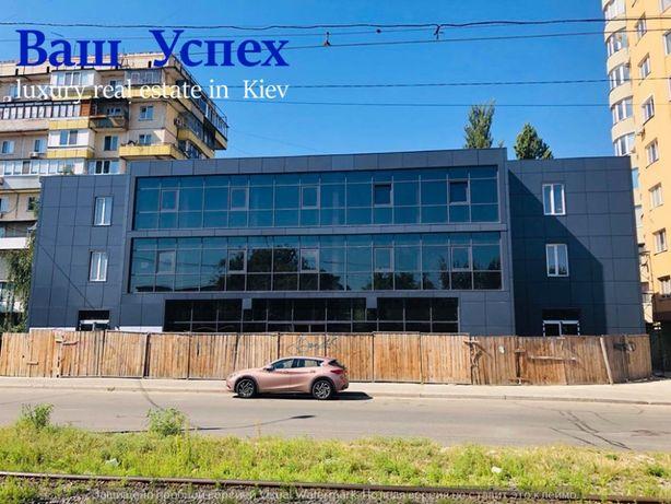 Продажа отдельно стоящего нового здания фасад Автозаводская