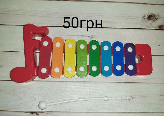 Ксилофон ,музыкальный инструмент