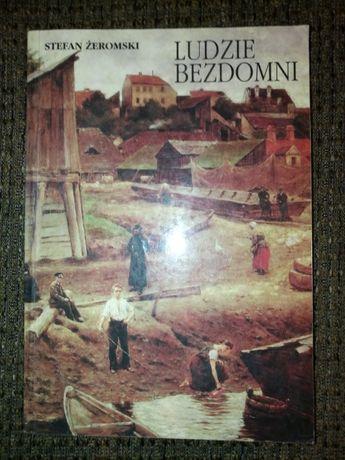Książka Ludzie bezdomni - Stefan Żeromski