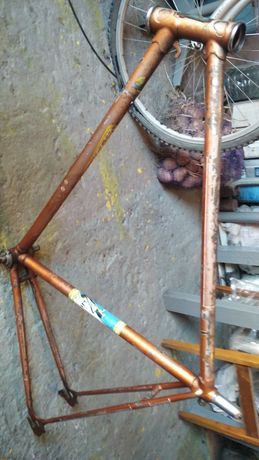 Велосипед рама. Спорт шоссе.