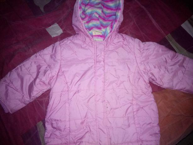 Куртка весна-осень на девочку 2-2,5года