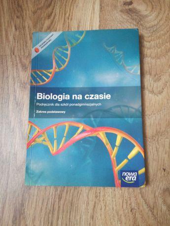 Biologia na czasie *Podręcznik dla szkół ponadgimnazjalnych *Nowa era