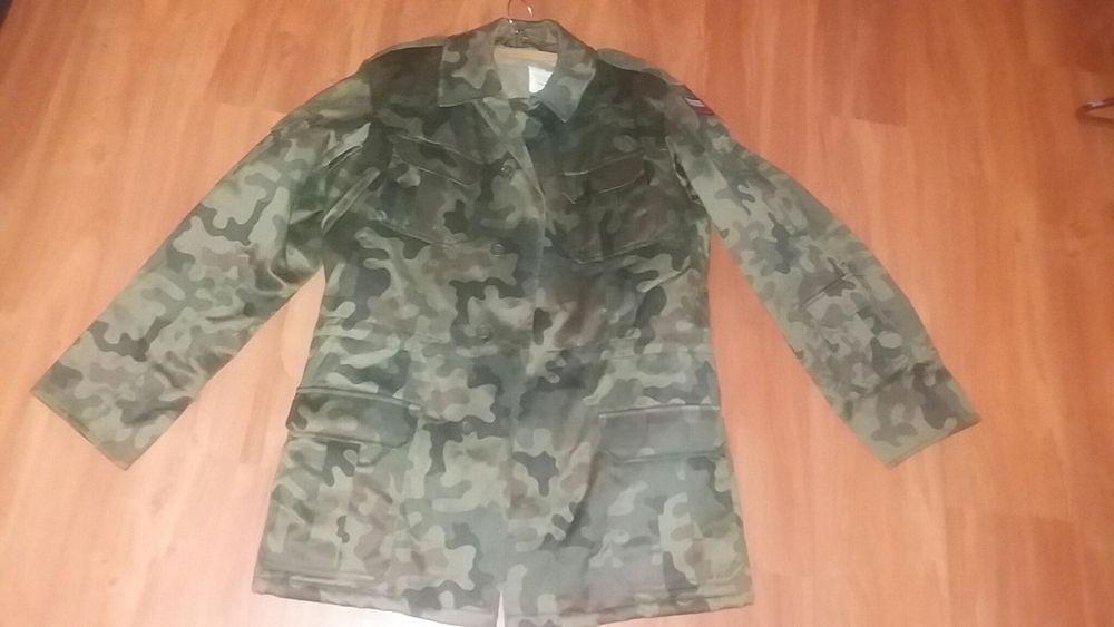 Sprzedam bechatkę (kurtka wojskowa) Nowa 184/92 Słupsk - image 1
