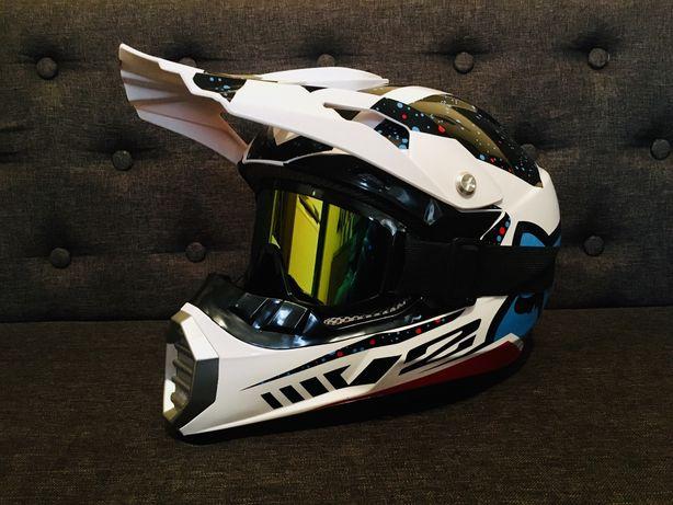 Новий!!! Шльом фулфейс Fox Helmets (XL)