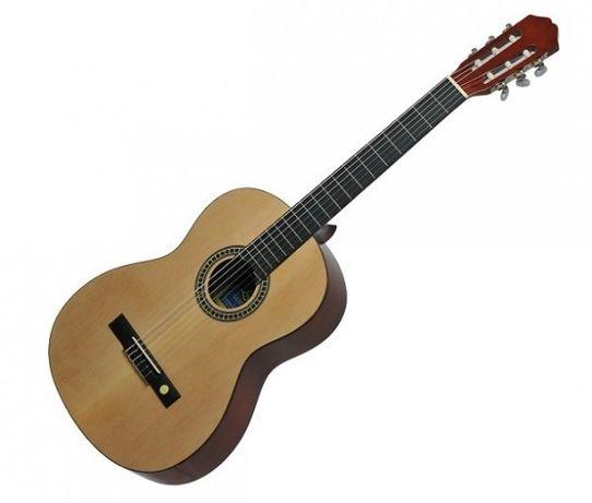 Gitara klasyczna Ever Play EV-133 4/4 +pokrowiec+tuner
