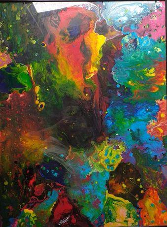 "Pintura Original ""UNIVERSO"""