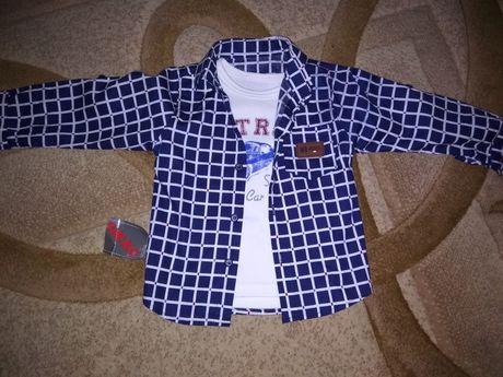Новий костюм для маленького модника,розмір 92