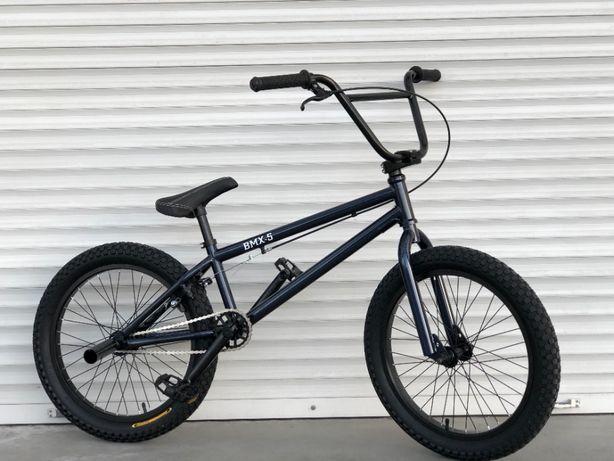 Велосипед для экстрима TopRider BMX-5. Модель 2021 года