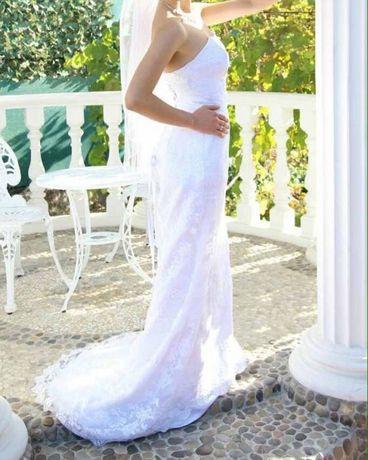 Продам свадебное платье весільна сукня