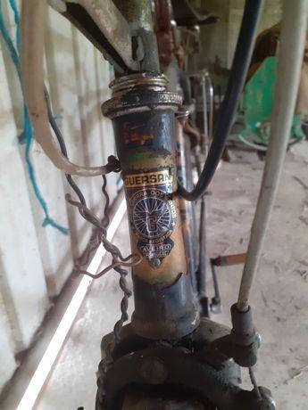 Bicicleta pasteleira guersan antiga