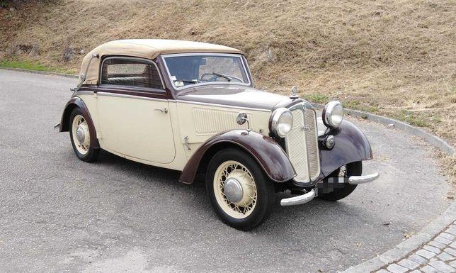 D.K.W. 2=4 Cabriolet 1938