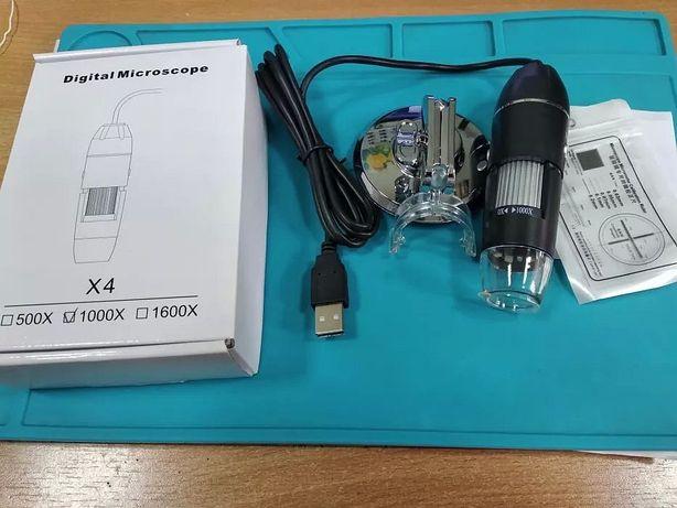 Микроскоп USB 40x - 1000x для школы