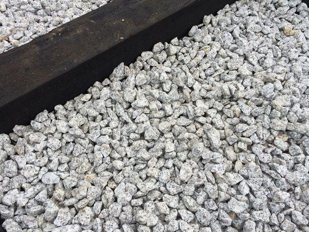 Grys granitowy 8-16, 16-22mm kamień ogrodowy dekoracyjny bigBag