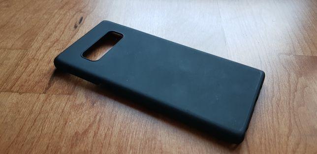 Capa protectora Preto baço - Samsung Note 8