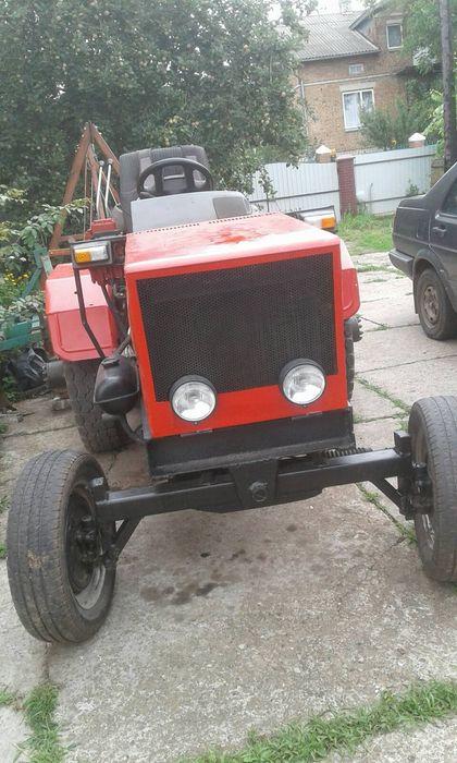 Саморобний трактор Сокаль - изображение 1
