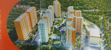 Продам квартиру  1-к Лысогорский спуск  26  ЖК Orange  City