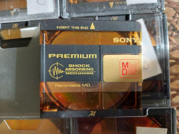 Mini Disc SONY Premium 74