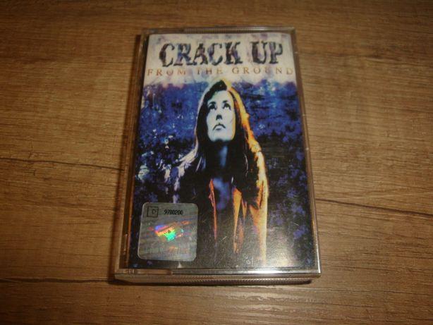 Crack Up - From The Ground (MC) kaseta