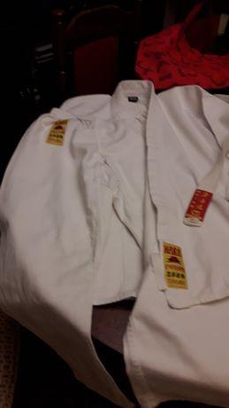 Kompletny strój do karate