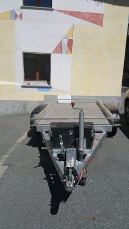 Reboque Scherz tara 3200kg