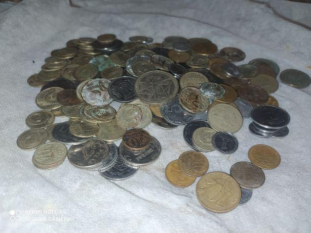 Монеты СССР Украины России Германия срочно!