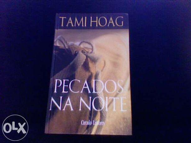 """""""Pecados na noite"""" de Tami Hoag"""