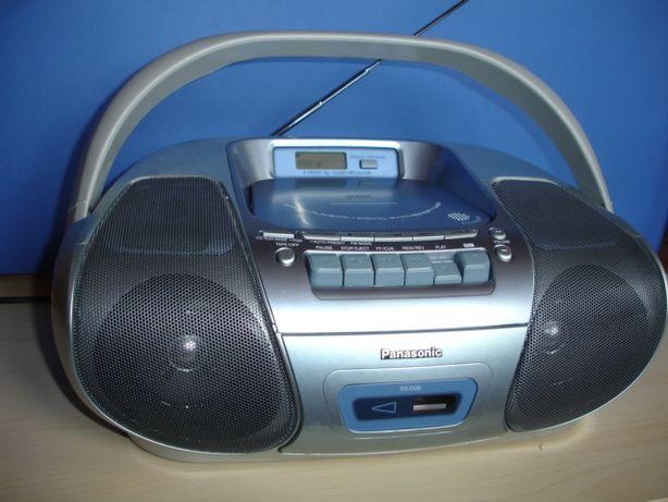 Radiomagnetofon PANASONIC RX-D26