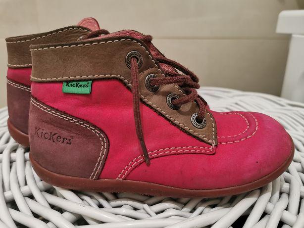 Buty dziecięce firmy Kickers