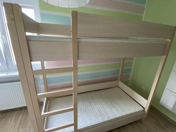 Łóżko piętrowe BRW