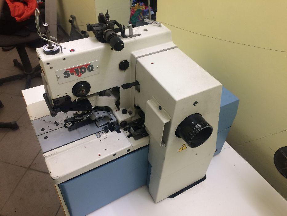 Dziurkarka odzieżowa REECE S100 Karczów - image 1