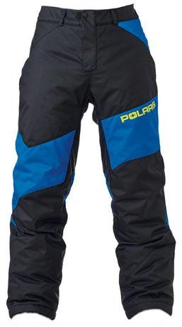 Spodnie na quada Polaris Drifter Pant Blue rozmiar L NOWE