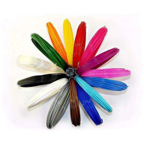 БЕЗ ЗАПАХА! Эко лента для 3Д ручки пластик для 3D ручки нить НАБОР